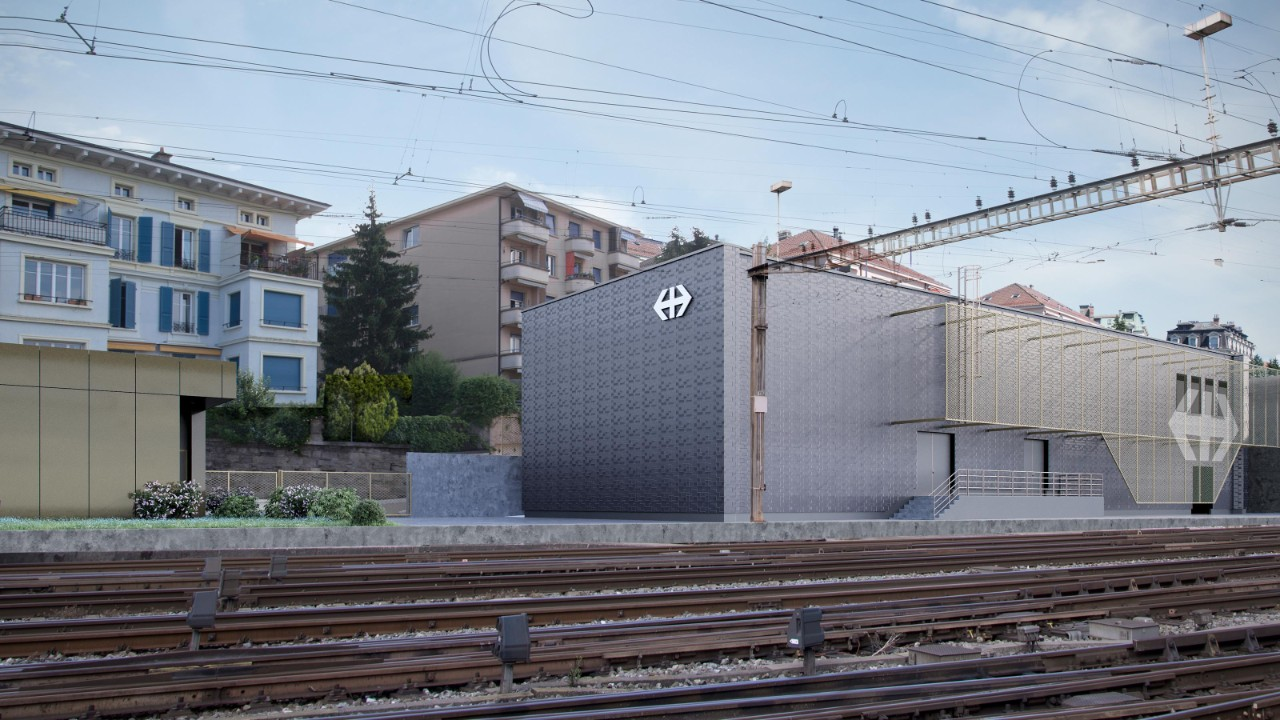 Future interlocking systems - Lausanne.