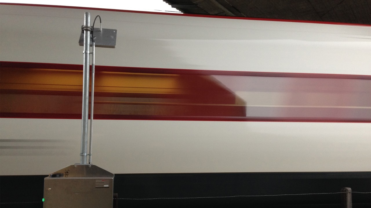 Train monitoring systems: Uncompromising safety | SBB